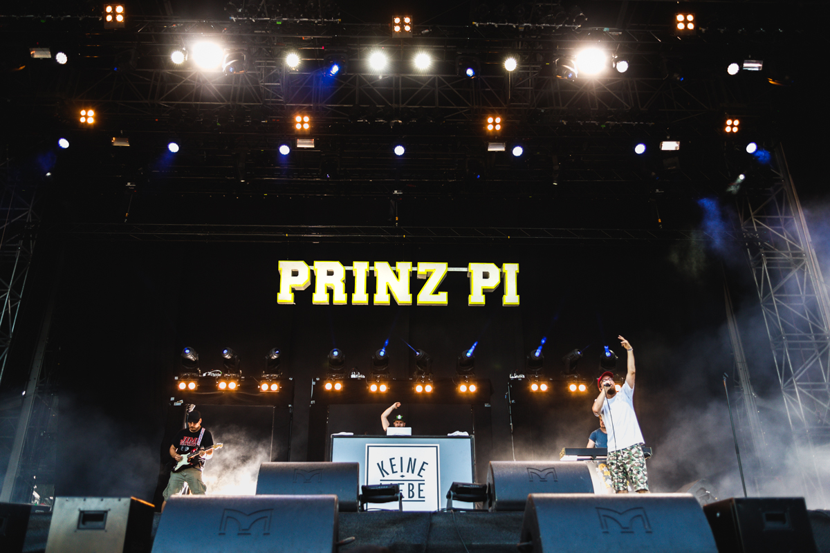 Kosmonaut Festival 2016 - Prinz Pi
