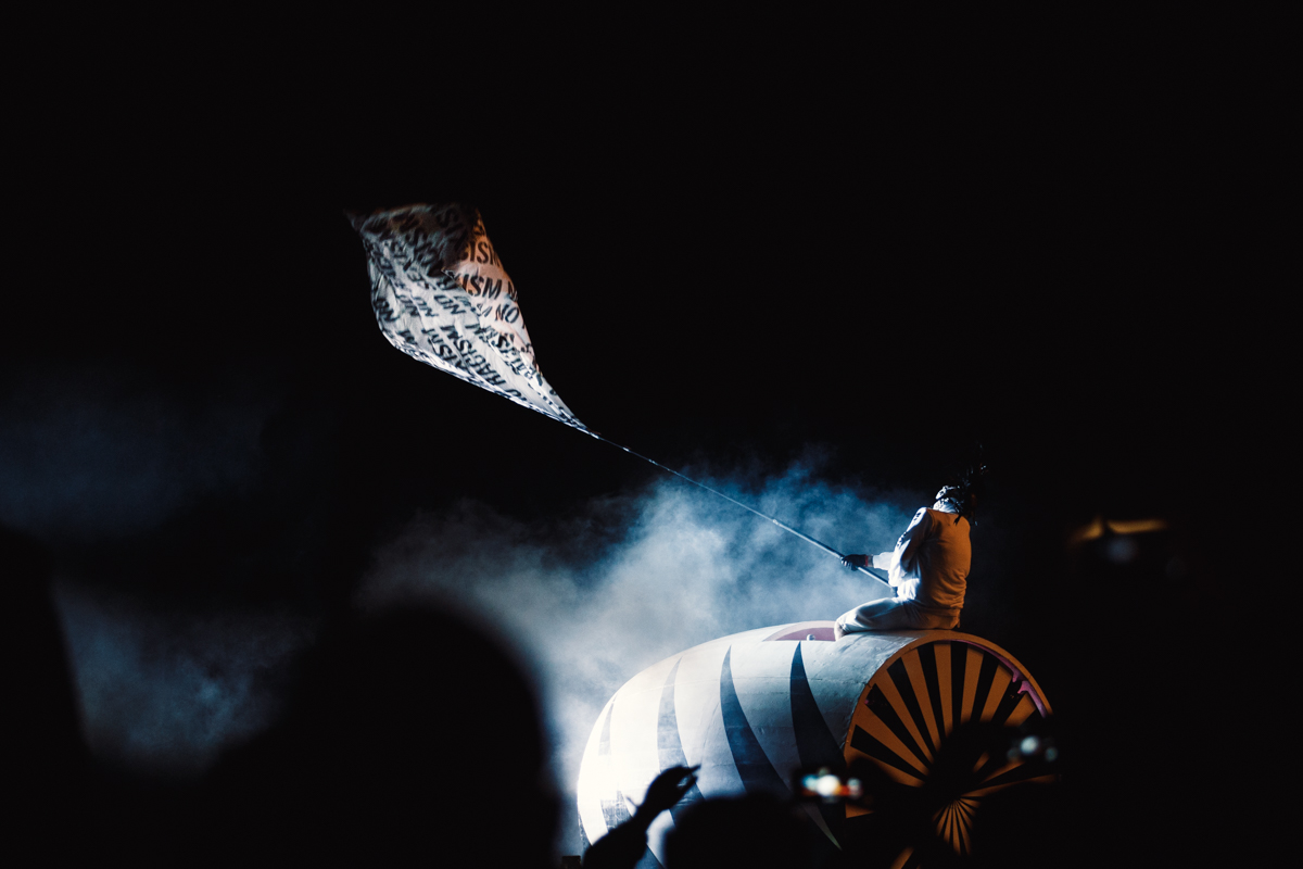 Kosmonaut Festival 2017 - Deichkind