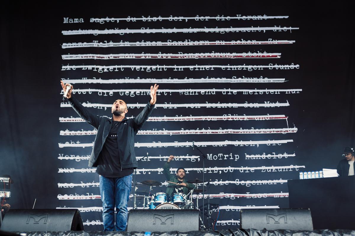 Kosmonaut Festival 2017 - Motrip