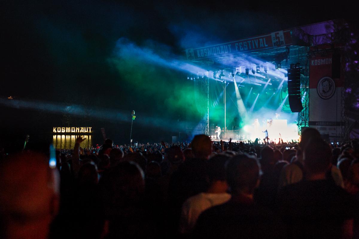 Kosmonaut Festival 2017 - Die Beginner