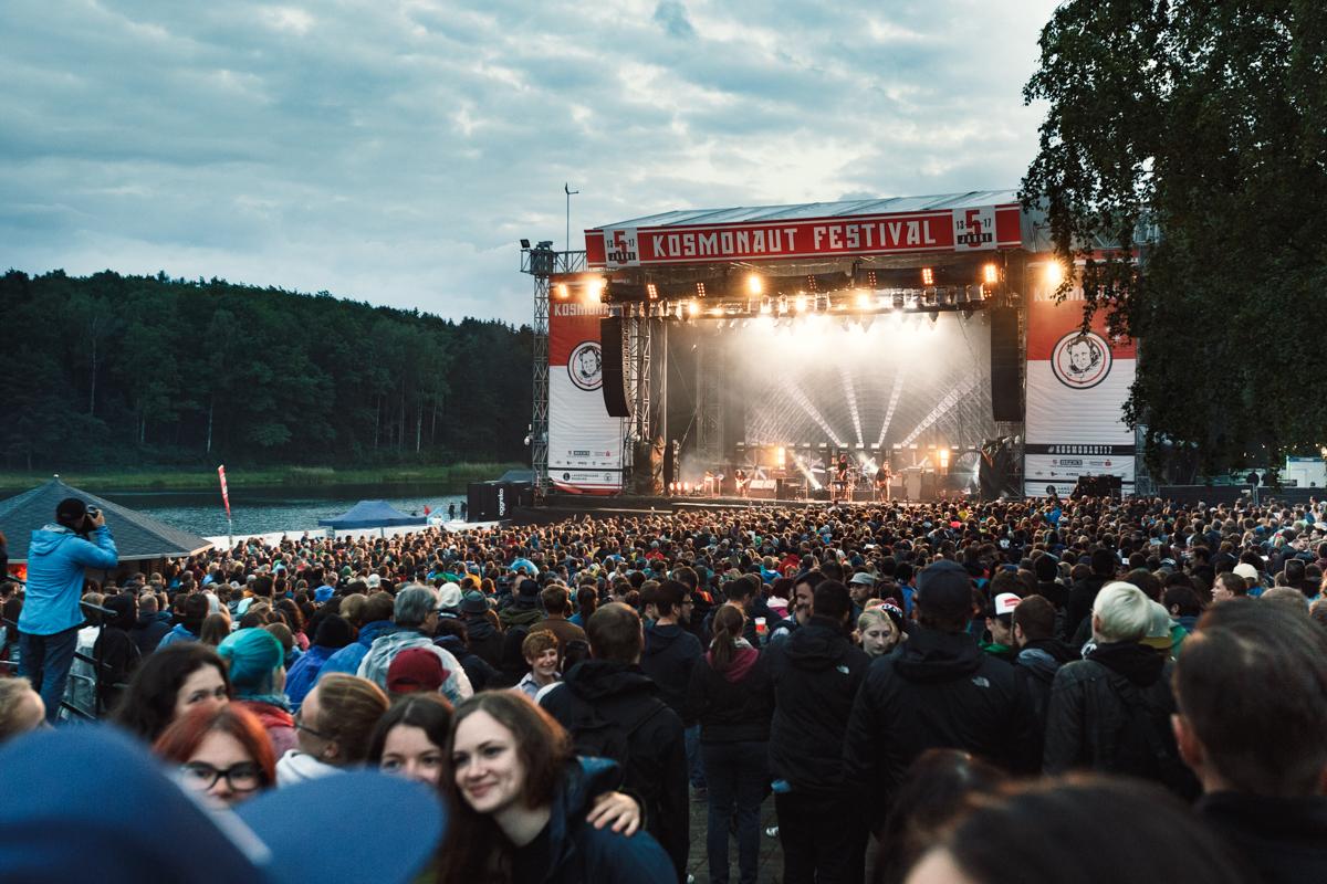 Kosmonaut Festival 2017